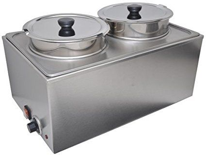 uniworld fw 1002 double food warmer review