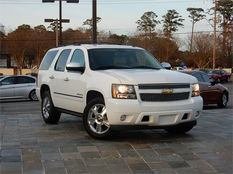 2009 Chevrolet Tahoe Ltz For Sale In Virginia Beach 118140 Miles