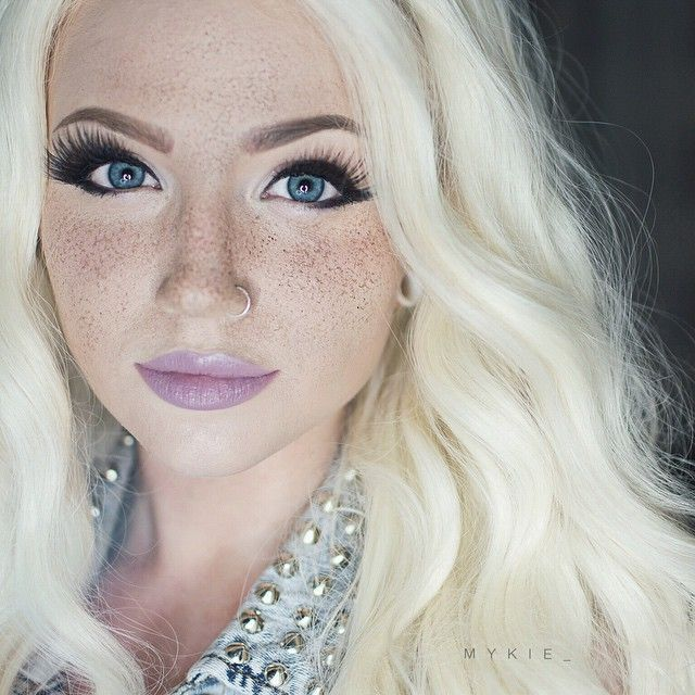 Glam And Gore Faux Freckles Google Search Mykie Glam