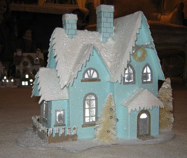 christmas village forum