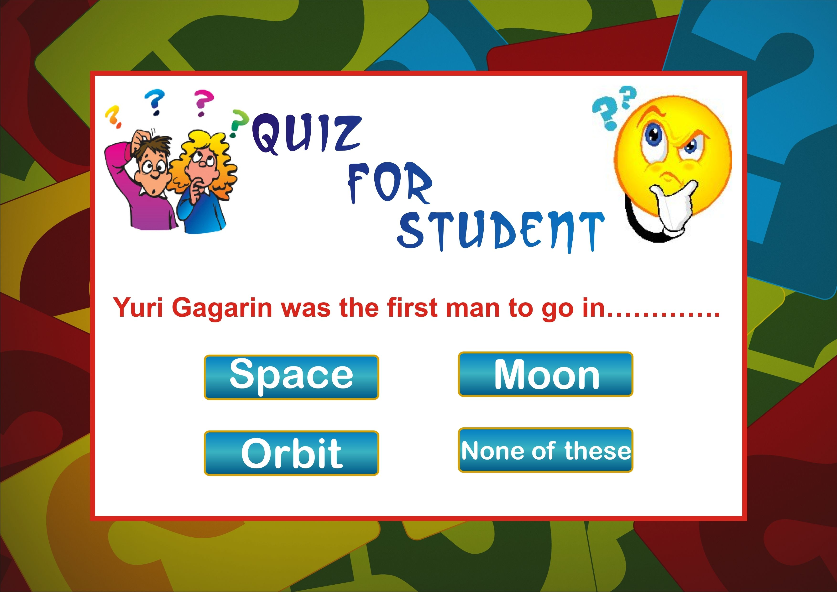 General Knowledge Quiz Question For Children With Images