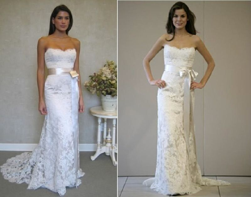 Ivory Or White Wedding Dress White Lace Wedding Dress Ivory Wedding Dress Wedding Dresses