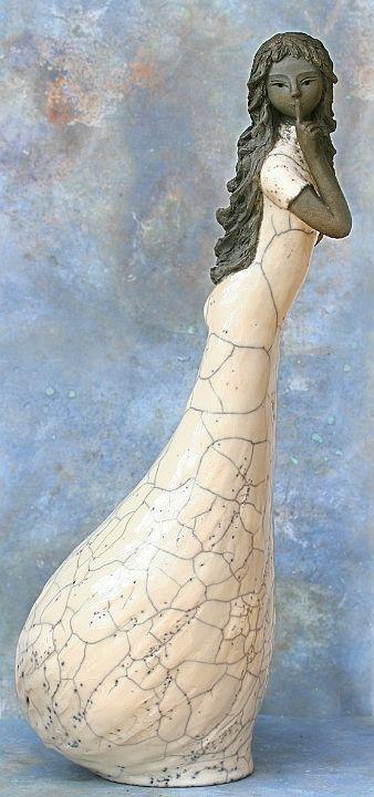 ceramique statuettes femmes enceinte - Recherche Google