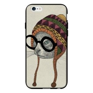 Coque Chat Bonnet pour iPhone 6 - Börg