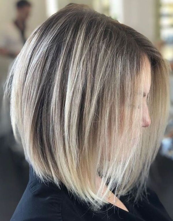35 Easy Medium Length Hairstyles For Women 2020 In 2020 Hairstyles For Thin Hair Medium Length Hair Styles Hair Styles