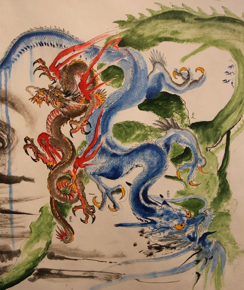Japanese Dragons By Don Ed Hardy 9
