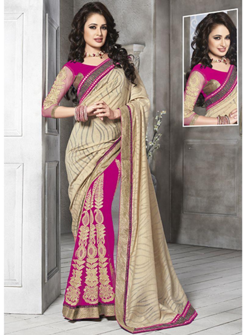 http://www.angelnx.com Glorious pink saree