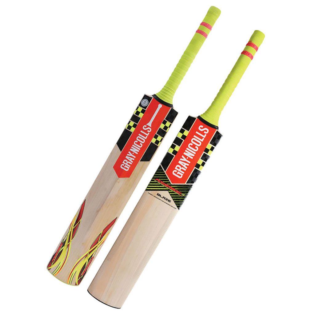Gray Nicolls Powerbow Players 5 Blaze Kashmir Willow Cricket Sports Bat