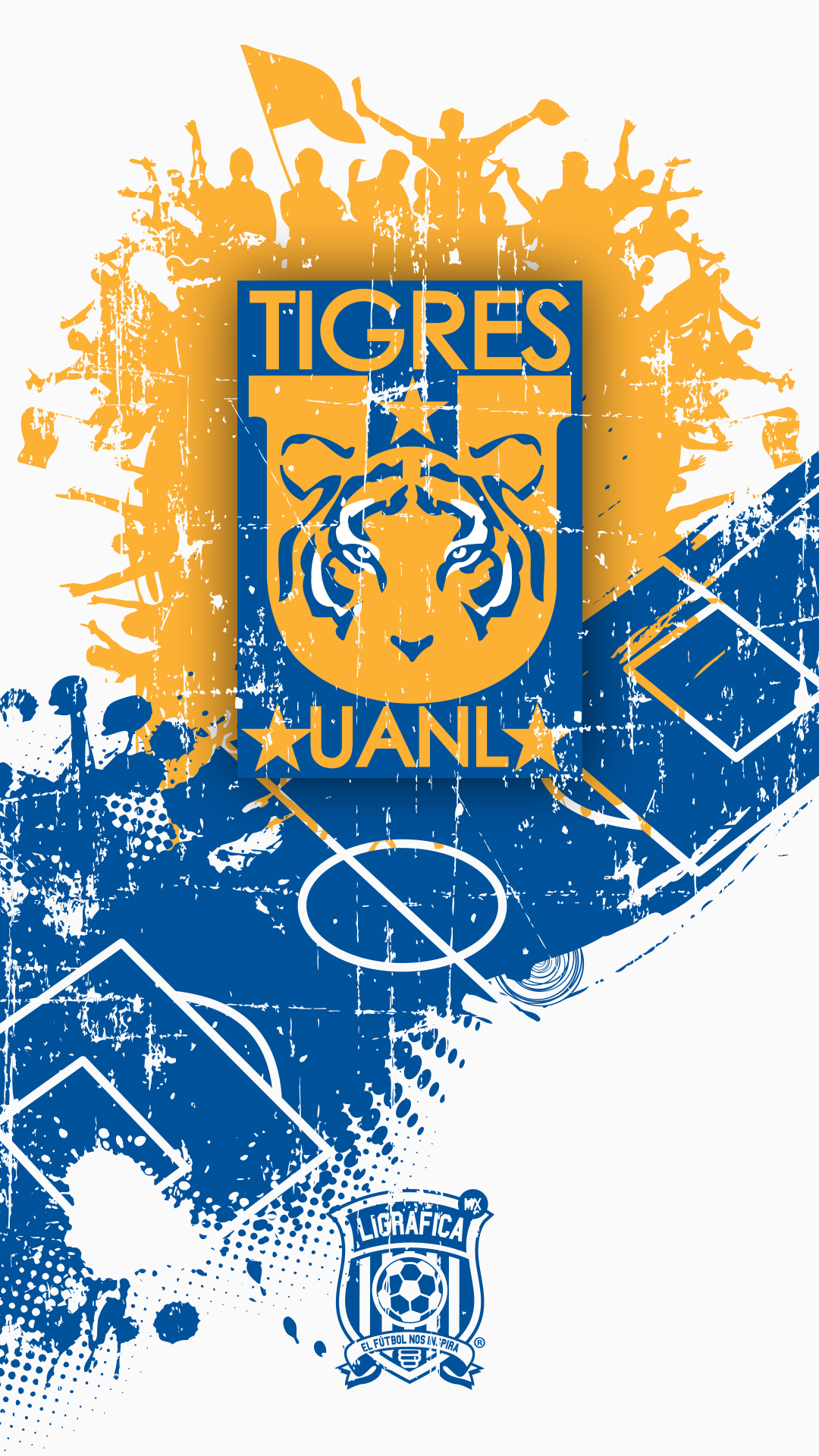 Pin de Angel Sanchez en Wallpaper en 2020 Tigres uanl