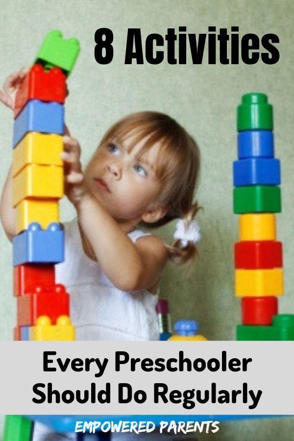 8 basic activities your preschooler should do regularly