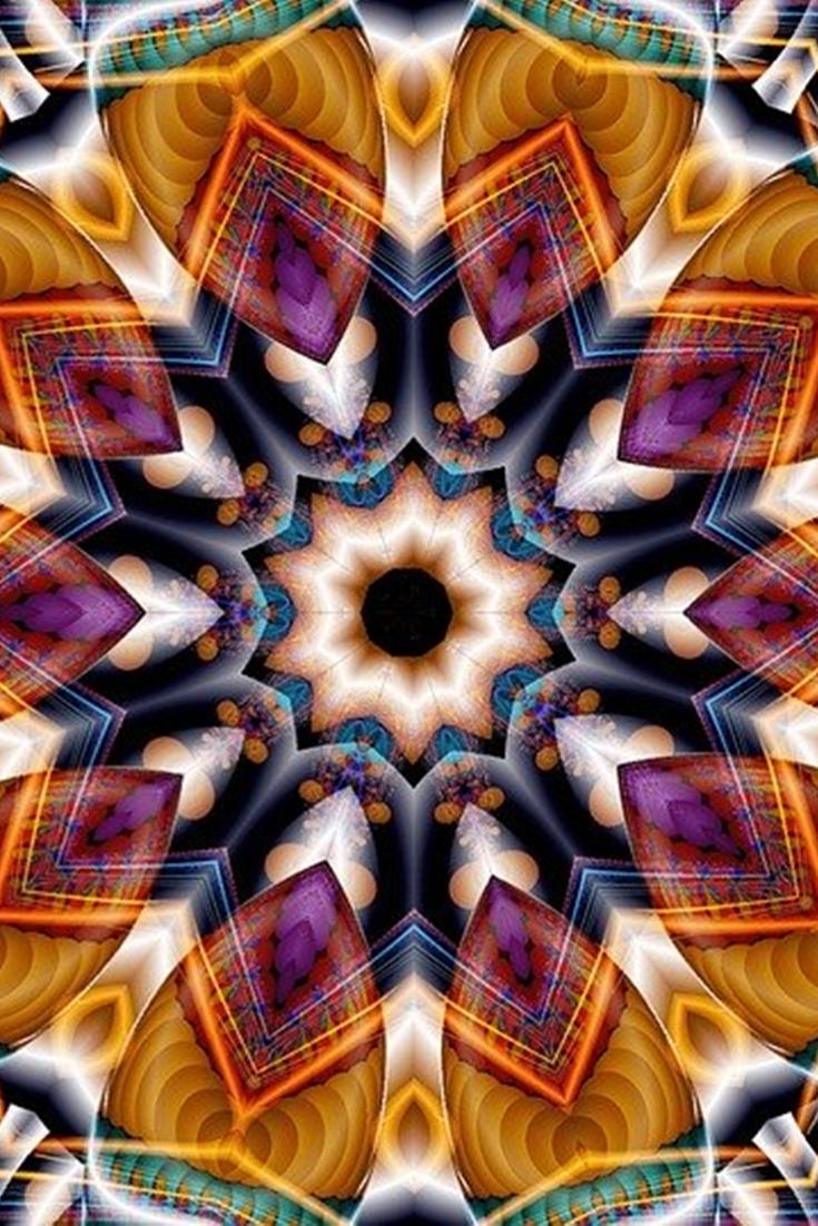 Best Iphone Kaleidoscope Wallpapers Hd Best Iphone Kaleidoscope Wallpaper