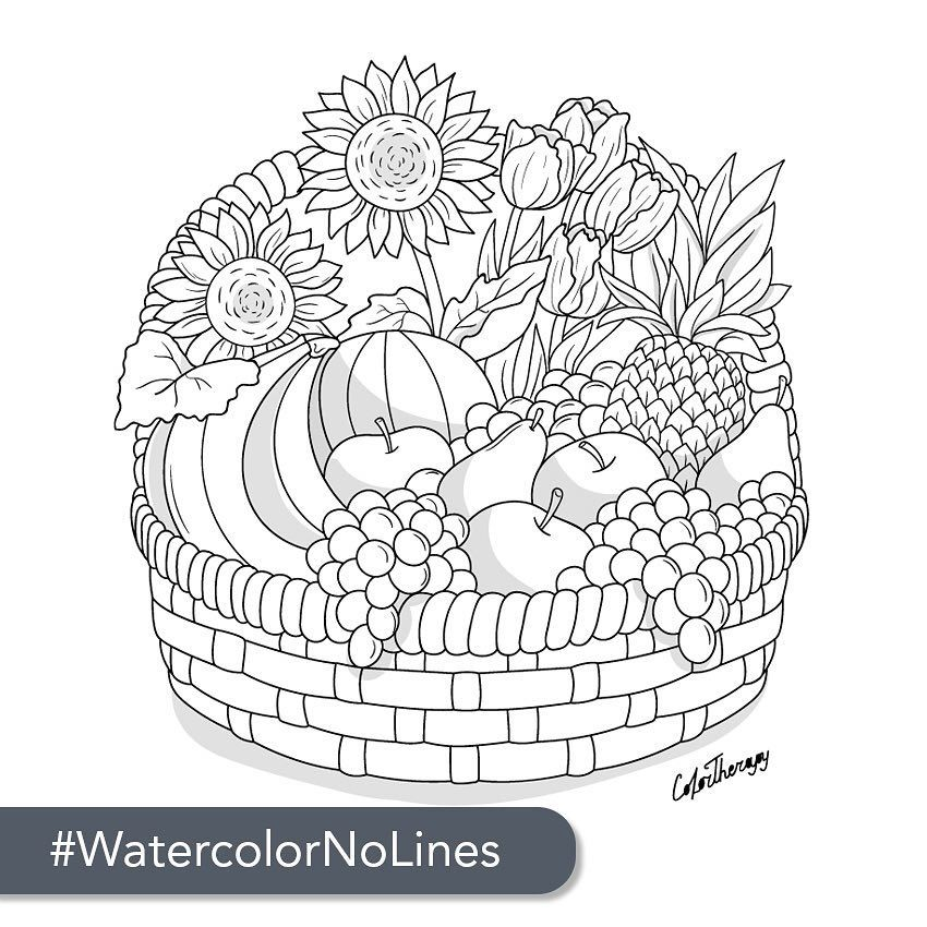 Pin On Color Therapy Coloring Number Elodie