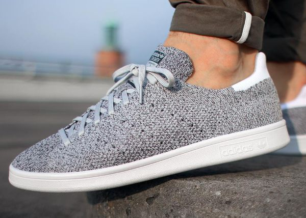 Adidas-Stan-Smith-Primeknit-Gris-Light-Solid-Grey-