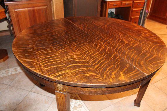 Unique Antique Oak Furniture With. Antique Tiger Oak Table by  BringingOutTheCharm on Etsy, $150.00