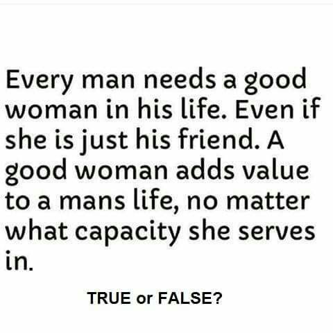 I Believe It Just As I Know Every Woman Deserves And Needs 1