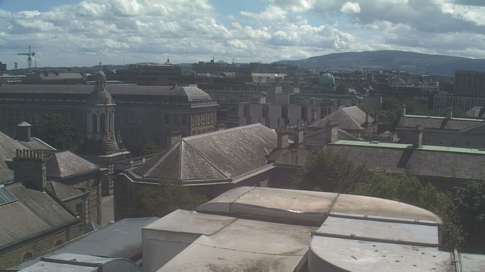 Room with a View - The Westin Dublin - Dublin Cam