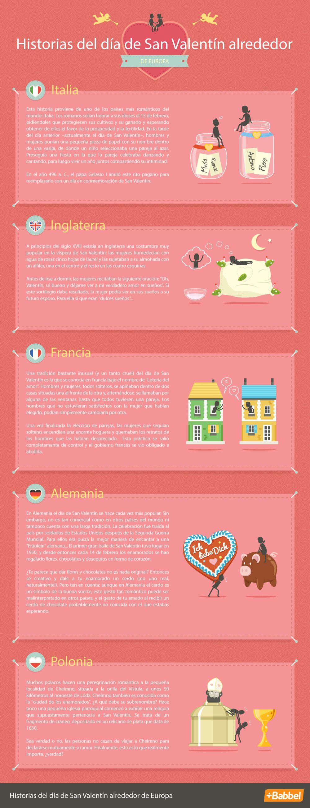 Feliz Dia De San Valentin Descubre Cinco Historias Poco Usuales