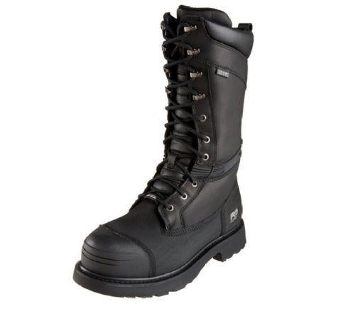 4e6f0dd1e10 New Black Timberland PRO Men's 95557 Mining 14