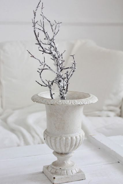 White and Shabby: SOME WINTER INSPIRATION