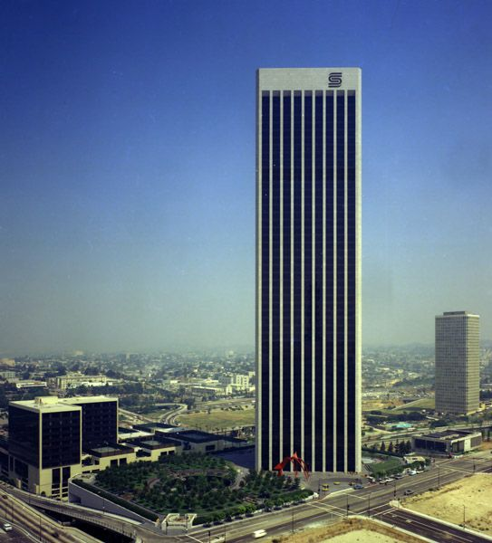 Security Pacific National Bank Head Office Ca 1982 Architecture Photography American Cities Architecture