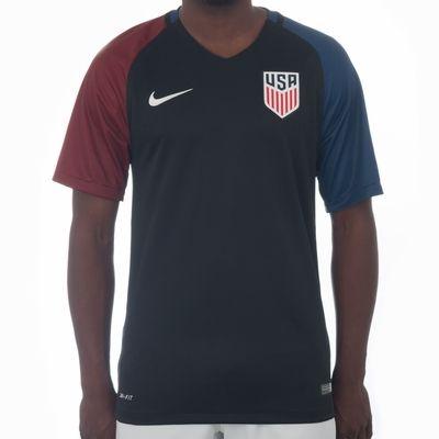 58493a88818 Men s Nike USA 2016 Stadium Away Jersey - Click to enlarge