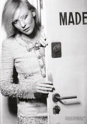 Cate Blanchett, my favorite