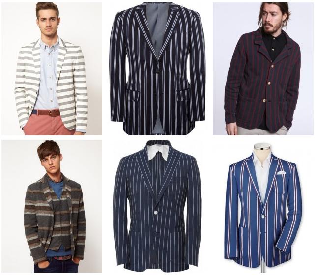 Https Hombresconestilo Com Ideas Para Llevar 3 Tipos De Blazer De Colores Rayas Y Cuadros Rayas Y Cuadros Blazer Ropa Antigua