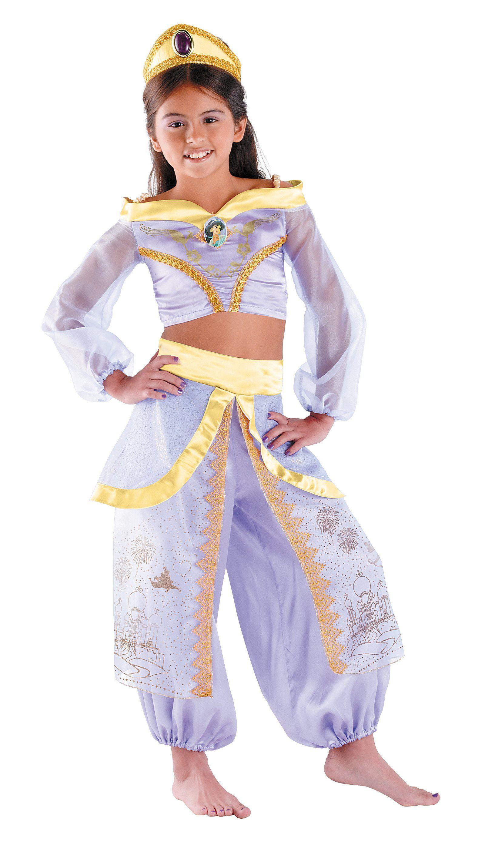 Jasmine Jasmine Costume Princess Jasmine Costume Jasmine Costume Kids