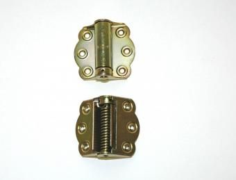Spring Hinge For Laundry Chute Door Hardware Cabinet Hinges Hinges