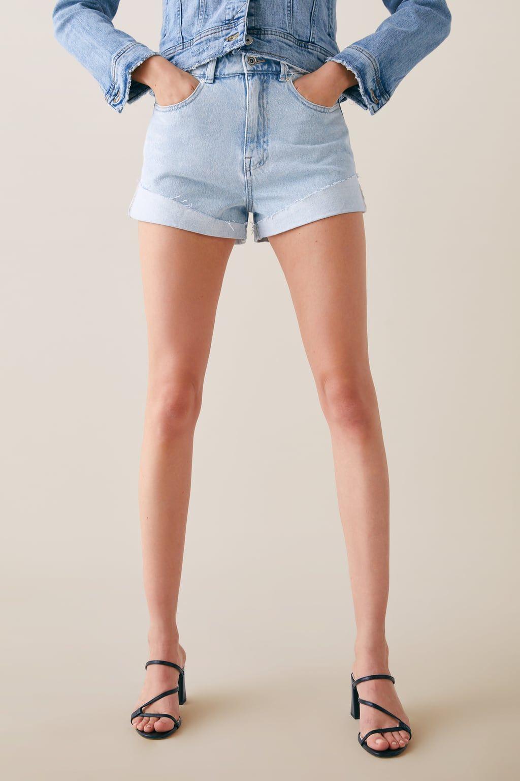 4b3bcad94 Z1975 high waisted shorts in 2019 | Kristen's Wishlist | High ...