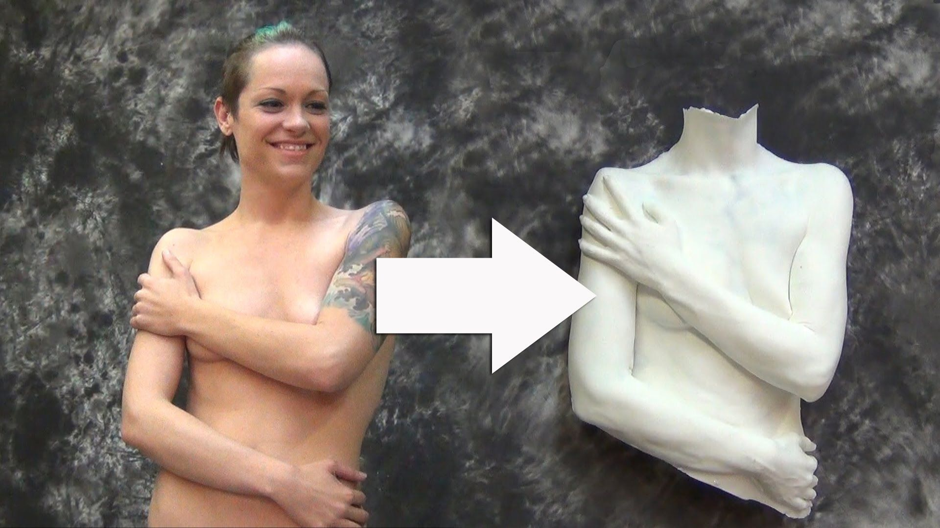 In this tutorial we show how to make a torso mold using