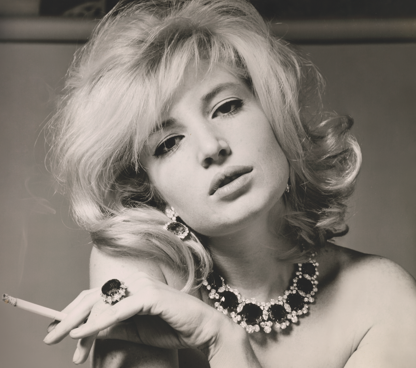 Who: Actress Monica Vitti Known for: Vitti was most famous for her role in L'Avventura, a murder mystery directed by her lover Michelangelo Antonioni.
