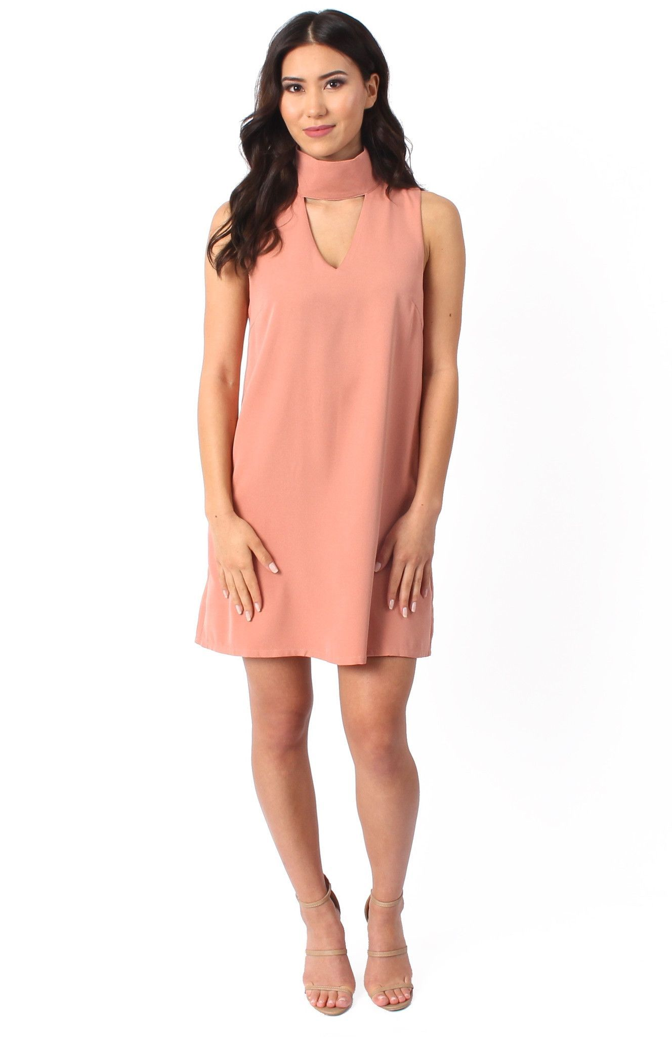 Lola shift dress blush fashion ideas pinterest cutoffs