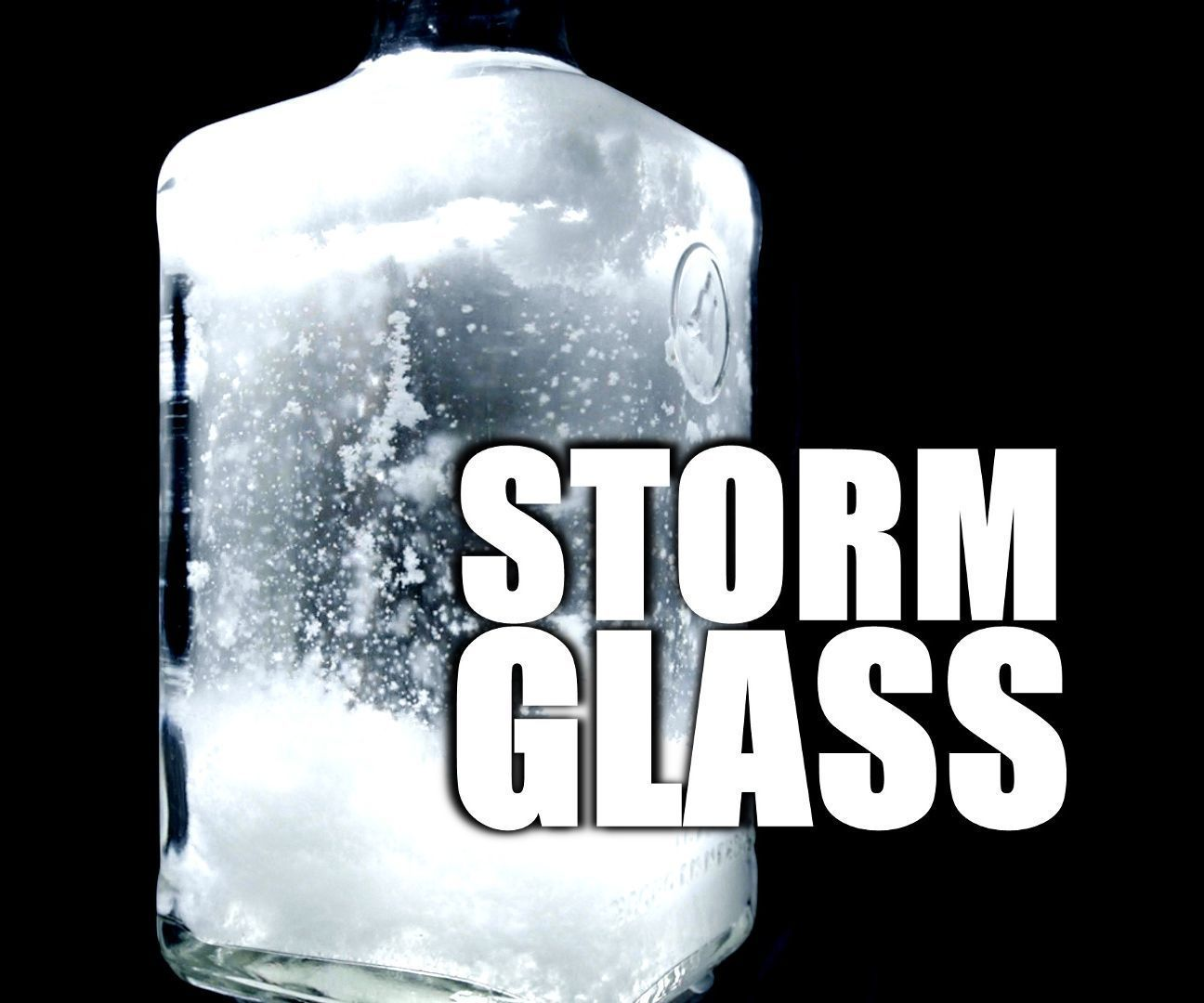 Fitzroy Storm Glass 18th Century Weather Prediction Device