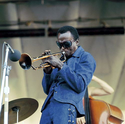 Birth of the cool...miles