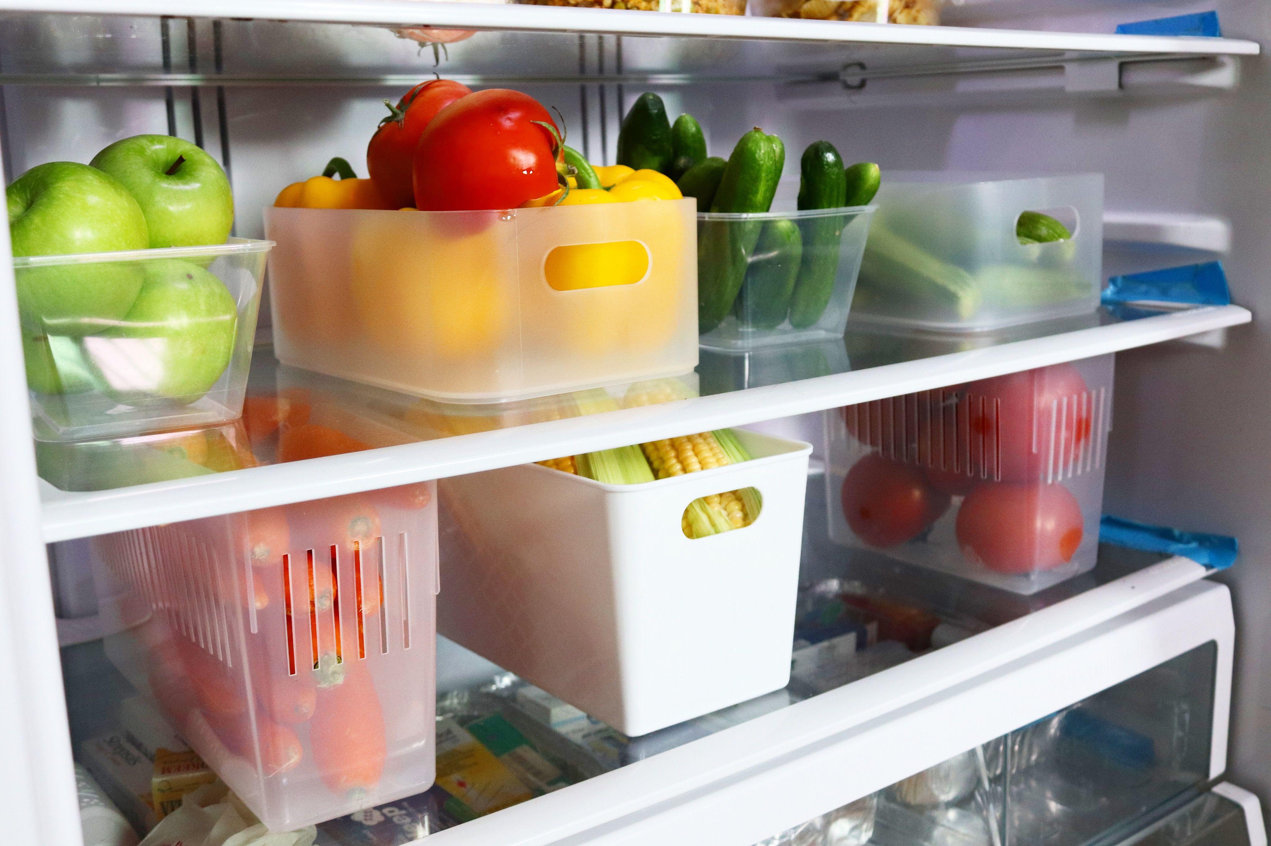 فيديو ترتيب و تنظيف الثلاجة