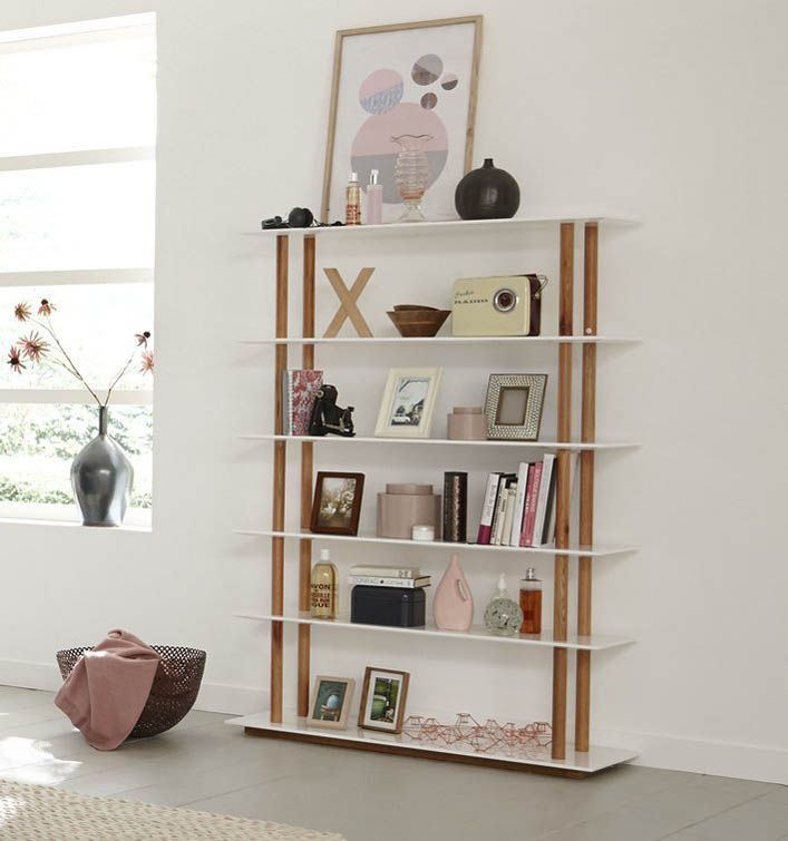Zuiver Boekenkast High On Wood Hoogglans   Wood bookshelves and Woods