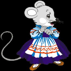 Картинки по запросу теремок мышка-норушка клипарт (с изображениями ...