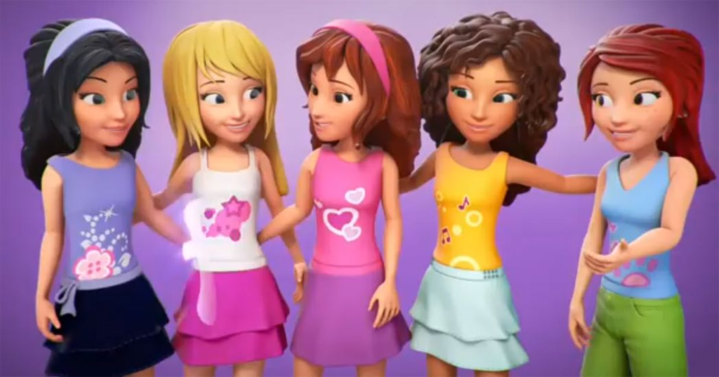 Meet New LEGO Friends: Join your new Friends on unique adventures ...