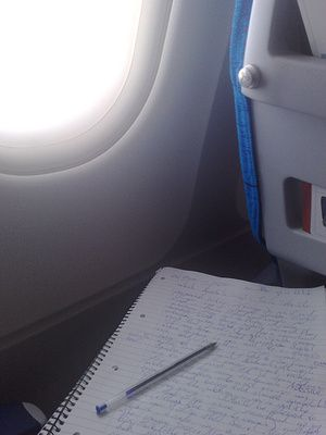 how to pass time on long plane flights