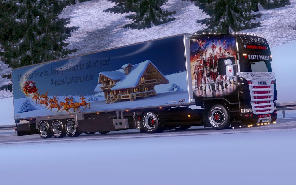 euro truck simulator 2 activate console