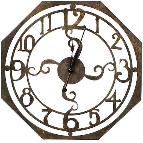 Ruhard 28 Oversized Wall Clock Oversized Wall Clock Bronze Clock Wall Clock