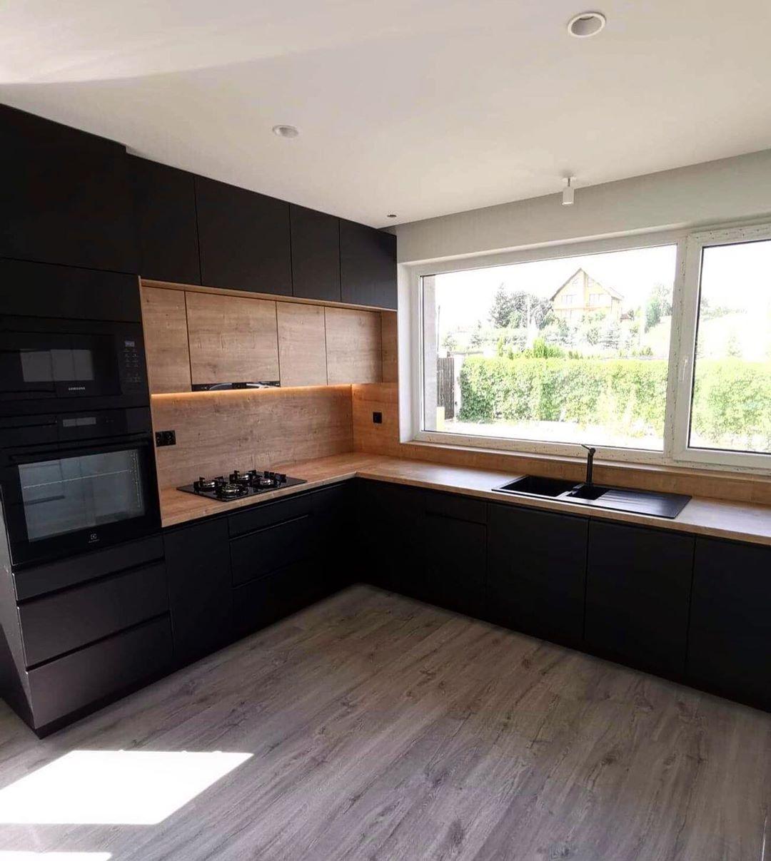 Obraz Moze Zawierac W Budynku Kitchen Cabinets Home Kitchen