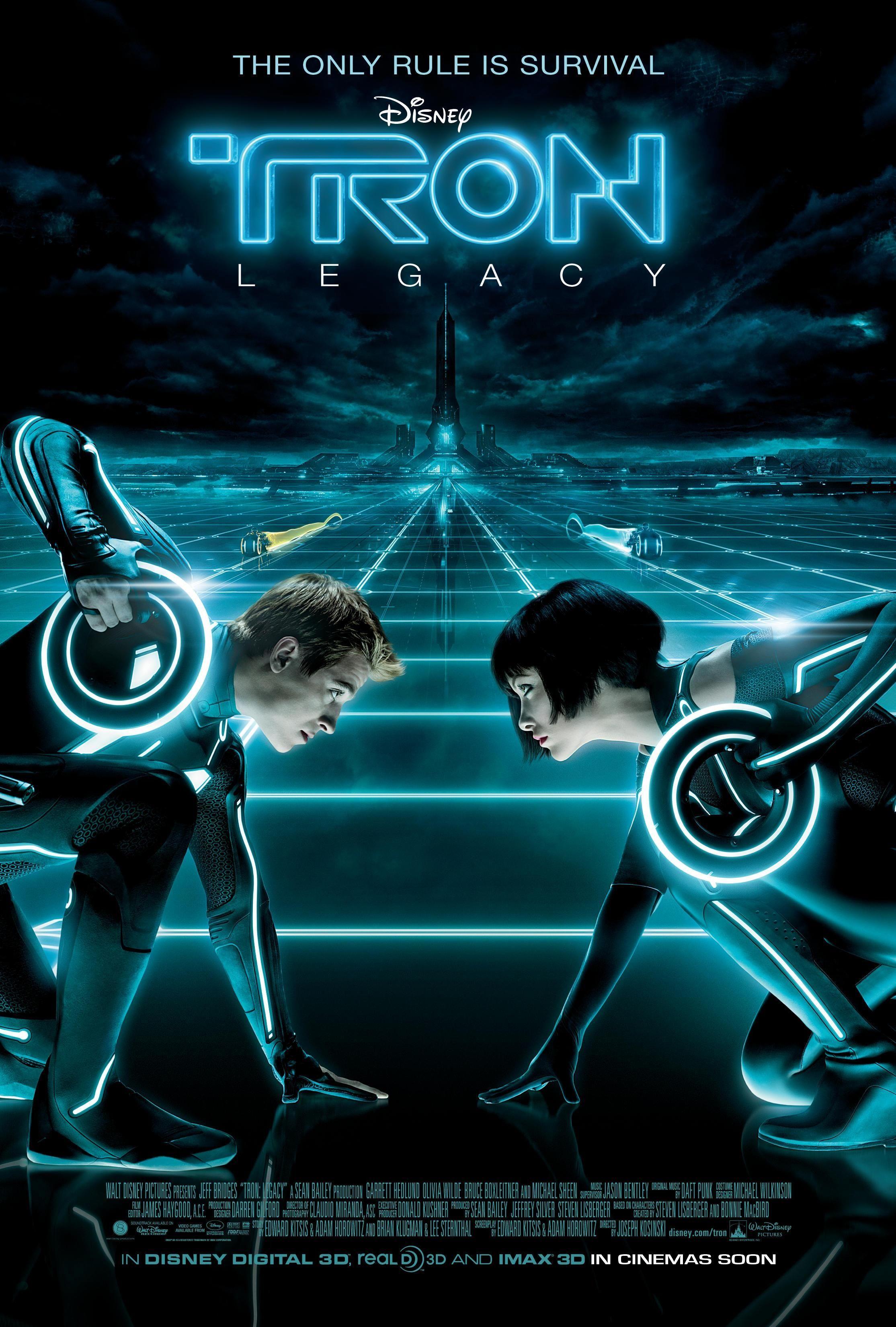 創:光速戰記 tron: legacy 3d,2010   電影 movie   pinterest   movie