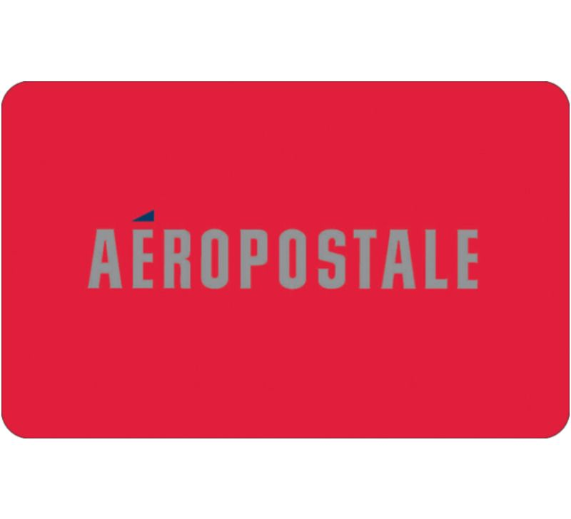 Details about buy a 50 aeropostale gift card for only 40