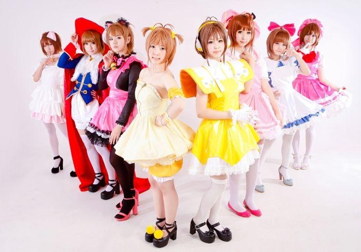 ☆ #CosplayStyle☆ Kagamine Len (VOCALOID) Sakura Kinomoto (Card Captors Sakura) | Roon