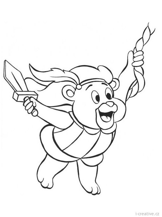 Pin By Ali J On Gumidci Medove Disney Coloring Pages Coloring Pages Bear Coloring Pages