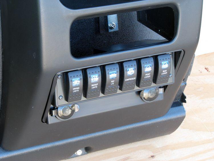 2004 Chevrolet Blazer 4x4 Inside Fuse Box Diagram