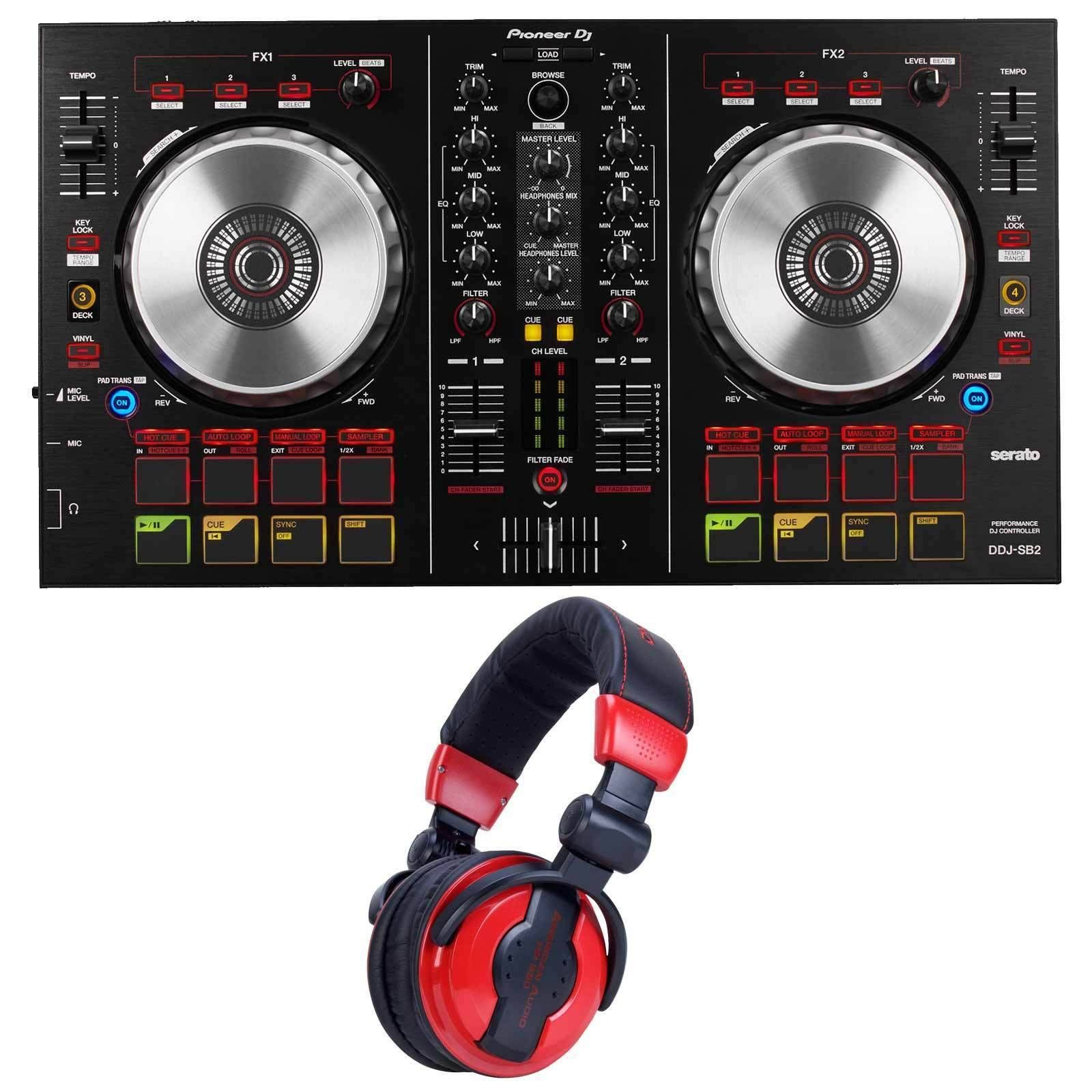 Cool Pioneer Dj Ddj Sb2 Moveable 2 Channel Controller For Serato Dj Headphones Check More At Https Aeoffers Com Produc Dj Headphones Pioneer Dj Pioneer Ddj