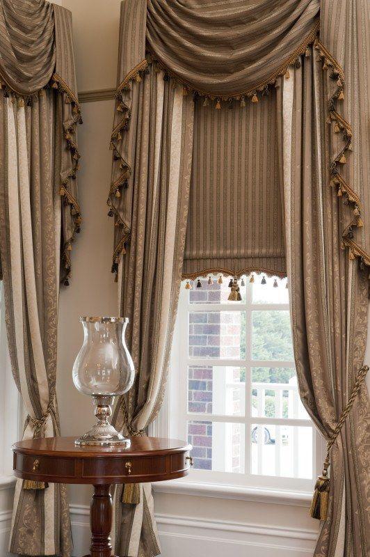 أرنبة آسيا الشكل elegant curtains and blinds